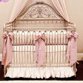 Found it at Wayfair - 4 Piece Crib Bedding Set