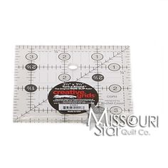 """Creative Grids Quilting Ruler - 3 1/2"""" Square - Creative Grids"""