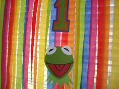 Muppet Theme Party