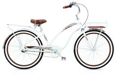 New Townie Electra......hmm, upgrade maybe coming