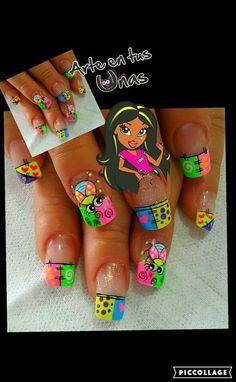 Arte en tus uñas  #AndryRegiino