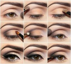 Eye Makeup Tutorial For Small Eyelids Best Eye Makeup Tips And Tricks For Small Eyes Fashionspick Eye Makeup Tutorial For Small Eyelids Eyeshadow Tutorial For Asian Eyes Part 1 Where To Apply Eyeshadow. Eye Makeup Tutorial For Small Eyelids Best Ey. Hazel Eye Makeup, Hazel Eyes, Eye Makeup Tips, Smokey Eye Makeup, Makeup Ideas, Makeup Tutorials, Makeup List, Eyeshadow Tutorials, Makeup Geek