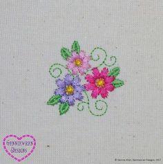 Genniewren Designs Machine Embroidery | Pixie Faire