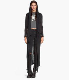 Long cardigan |H&M