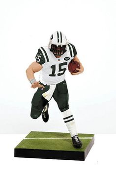 3be1ae33389 NFL Action Figures · Tim Tebow Series 31 Action Figure Jets, Age,  Packaging, Hobbies, Photos,