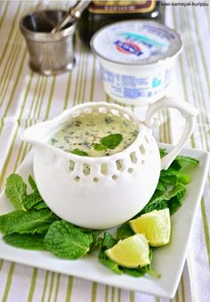 SASI'S KITCHEN: Tzatziki Salad Sauce
