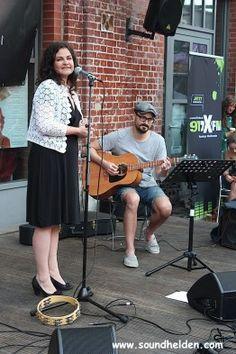 Mimi Schell bei den Knust Acoustics | Knust Lattenplatz | 09. Juli 2014