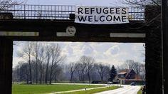 Tröglitz Steinmeier Flüchtlinge