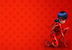 Uau! Veja o que temos para Cartao-Miraculous-Ladybug