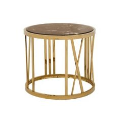 Take a look at the Baccarat Side Table at LuxDeco.com