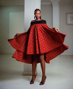ankara stil 2019 Trending and Unique Ankara Styles - African Prom Dresses, Latest African Fashion Dresses, African Print Fashion, Short Dresses, African Attire, African Wear, African Women, African Dress, Abaya Fashion