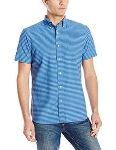 Nautica Men's Short Sleeve Horizontal Stripe Shirt, http://www.amazon.com/dp/B016C0HIQU/ref=cm_sw_r_pi_awdm_1dp4wb1H0QC6H
