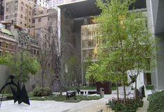 MoMA's sculpture garden