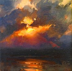 Thomas O'Brien Gallery of Original Fine Art Art Thomas, Okinawa, Sunsets, Northern Lights, Sunrise, Celestial, Fine Art, Landscape, The Originals