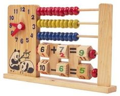 Pre-K Math Ideas - it's functional AND cute!