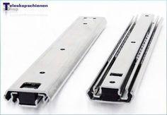 Vollauszüge bis 160 kg - 550 mm