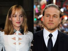 "Fifty Shades of Grey"" movie stars....can't wait for the movie.  Laters Baby"