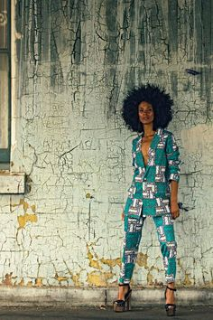 AFROKLECTIC — Collective closets//INTRODUCING LUANDA 1975…The...
