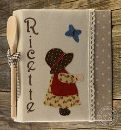 Ricettario Sunbonnet Sue Country style
