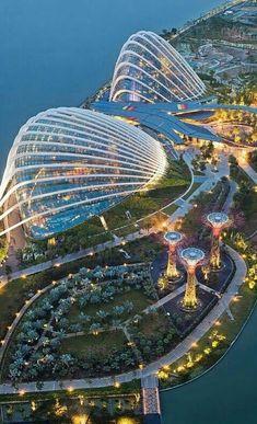 #Singapore, Garden of bay