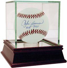 Andre Dawson MLB Baseball w/ 'HOF 2010' Insc. (MLB Auth)