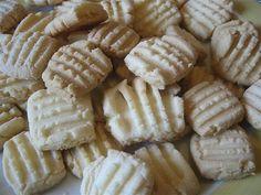 Biscoitinhos de Limão