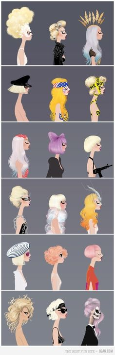 #Gaga #art #illustration Fabulous!