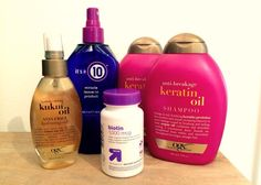 #longhairdontcare products to help hair growth and healthiness #KerastaseNYFW #KerastaseGiveaway