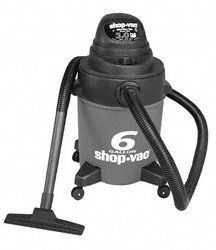 CRL Shop Vac 3 HP 6 Gallon All-Purpose Wet/Dry Vac by C.R. Laurence