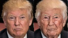 We see that there are lots of faceapp old age images . Today we compile the viral collection of top 20 faceapp memes of greatest celebrity of all time. Red Makeup, Makeup Tips, Beauty Makeup, Article Of The Week, Donald Trump Face, Twilight Pictures, Character Makeup, World Press, Old Age