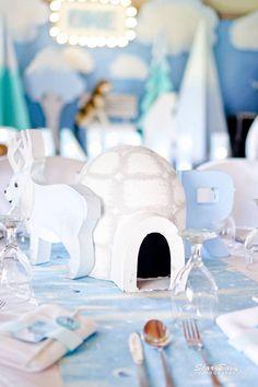 Arctic Table Centerp