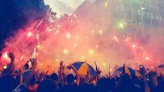 Boca es el pueblo, es el carnaval...