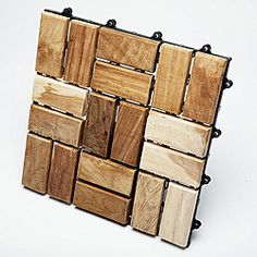@Overstock - Click in your new floor in just a few minutes with this flex interlocking teak decktile flooring system from Le click. Fit your new teak floor to cover a full area like a deck, balcony, home office, walk-in closet, outdoor shower area and many more.http://www.overstock.com/Home-Garden/Le-click-Flex-Interlocking-Teak-Decktiles-Pack-of-10/6468447/product.html?CID=214117 $54.51