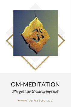 Die OM-Meditation: Energiereicher Laut & Werkzeug für den Geist | Da saß ich nun, vor einer Gruppe welche sich zu einem Meditations-Workshop bei mir angemeldet hat. Große erwartungsvolle Augen schauten mich an. Und was präsentierte ich Ihnen? Die OM-Meditation. Wie ich es voraussah, traf mein Blick bei dieser Ankündigung nicht gerade auf begeisterte Gesichter.