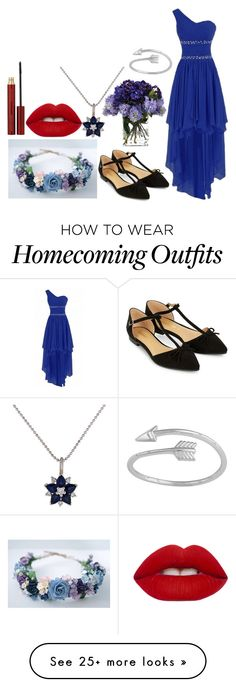 """[Cat] Stupid {Description}"" by deaththeghoul on Polyvore featuring Accessorize, John-Richard, Lime Crime and Kevyn Aucoin"