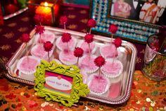 Candy at a Bollywood Party #bollywoodparty #candy