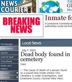 Indeed, very breaking news..