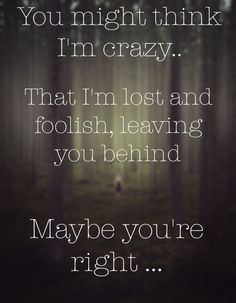 Maybe You're Right - Miley Cyrus
