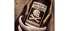Neighborhood x adidas Originals Stan Smith | Green Label | The Intersection of Skate, Music & Art