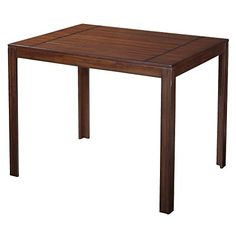 Andres Distressed Counter Height Pub Table  Espresso -- See this great product. (This is an affiliate link)