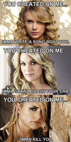 Gotta love country singers