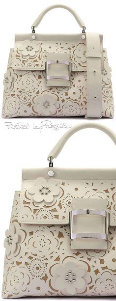 Regilla ⚜ Roger Vivier Clothing, Shoes & Jewelry - women's handbags & wallets - http://amzn.to/2j9xWYI