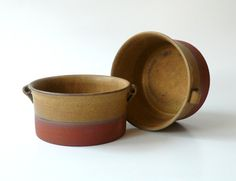Rustic Ceramic Soup Bowl / Cereal Bowl / Salad by CrowWhitePottery