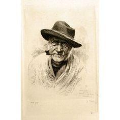 AXEL TALLBERG; ETSNING