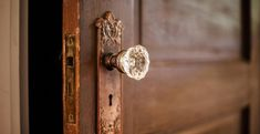 Escape-Room Game for Two, Four, or Eight at Escape The Mystery Room Off). Room Escape Games, Escape Room Challenge, Mystery Room, Antique Door Knobs, Antique Doors, Boarding House, Escape Plan, Escape Experience, Private Room