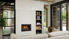 Mooie inzet houthaard, Unilux-6 75, ideaal voor renovaties!