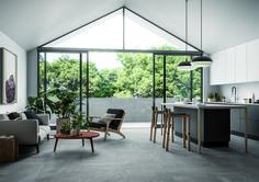Edilcuoghi | Collettiva #design #tile #living #ceramica #italy #italia #italian #style #interior #architecture #gres #edilcuoghi