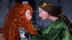 Princess Lessons: Mama Bear - Thoughts on Brave's Merida