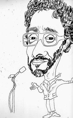 CARICATURAS DELBOY: FITO PAEZ
