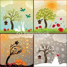 symbol for seasons - Google Search